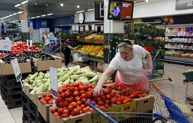 МЭР: овощи и фрукты подешевеют на 80% в сентябре