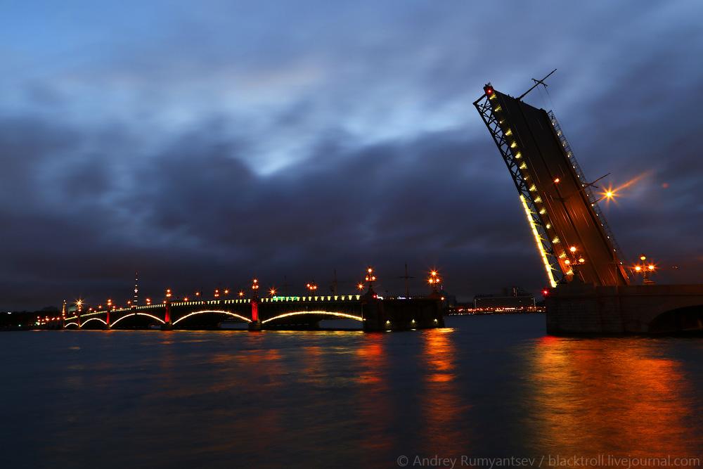 Когда в санкт-петербурге разводят мосты в 2018 году