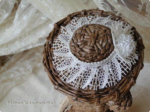 Очень красивые плетенки из газет от Марии Калининград (44) (520x390, 199Kb)
