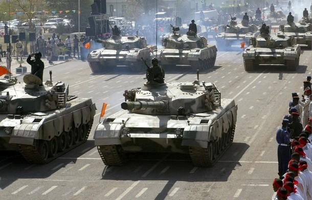 Россия продаст Судану 170 танков Т-72