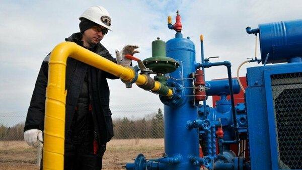 Транзит газа через Украину с…