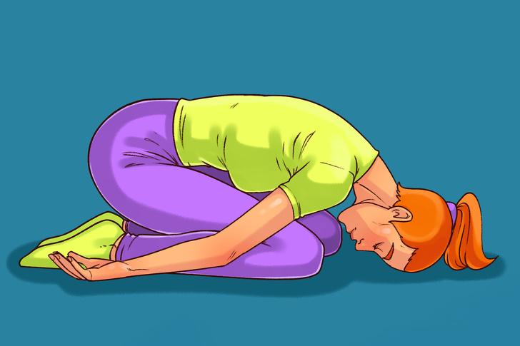 Простой комплекс из 10 упражнений, который поможет снять спазмы в спине