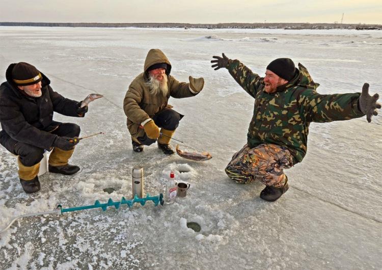 ТОП - 5 ТРОФЕЙ на Зимней рыбалке!