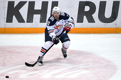 Форвард «Магнитки» Мозякин обновил рекорд КХЛ по количеству шайб в одном сезоне