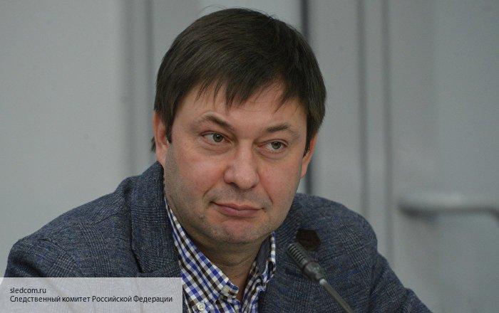 Апелляция Вышинского передана в палату Верховного суда Украины