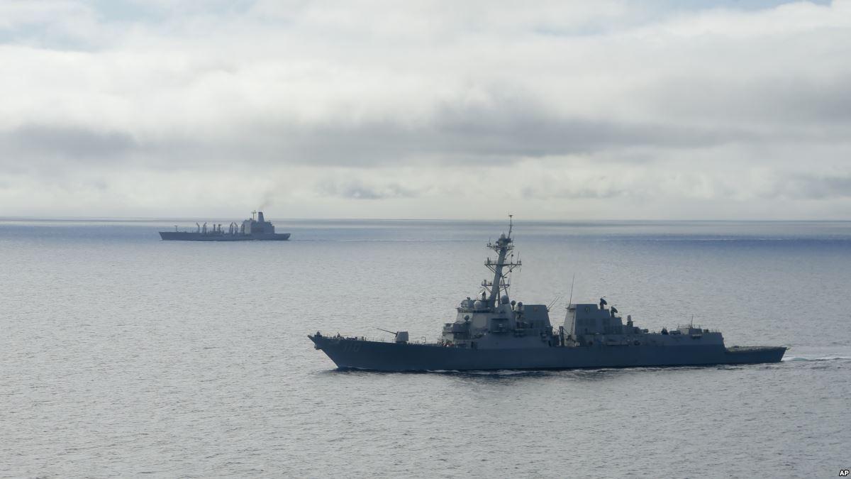 США возложили на Россию ответственность за инцидент в Черном море