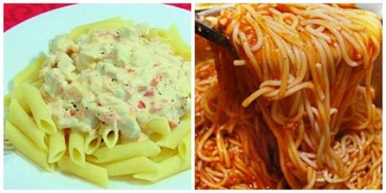 Вкусные и легкие рецепты соусов к макаронам