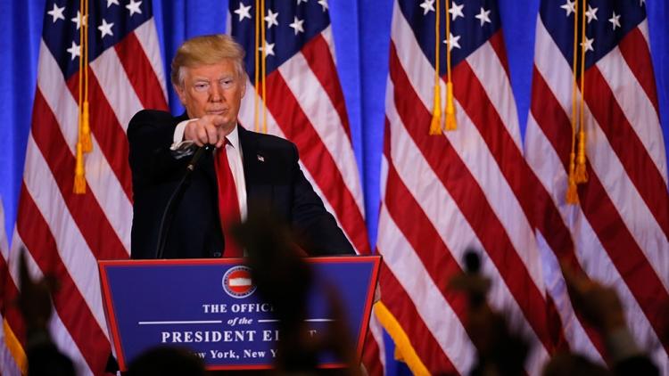 Представитель Трампа раскрыл детали его инаугурационной речи