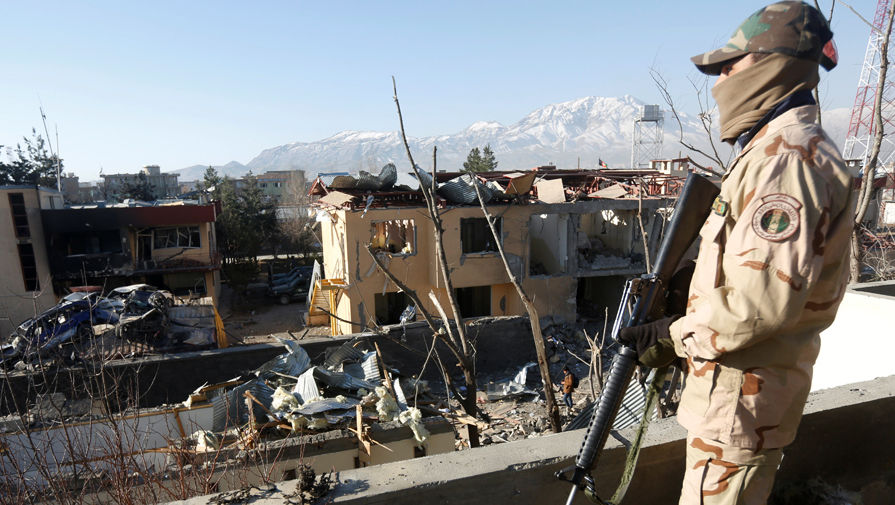 США сдают Афганистан Китаю