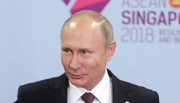 Киев счел слова Путина о Порошенко примером вмешательства в выборы
