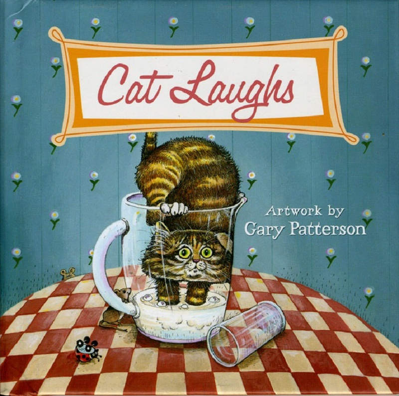 Gary Patterson Cat Laughs Front Cover.jpg