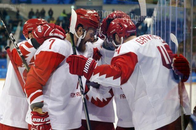 Сборная России по хоккею обыграла чехов и вышла в финал Олимпиады