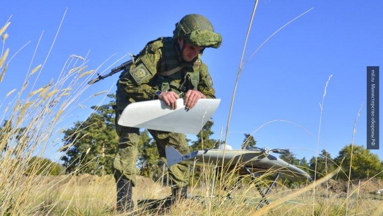В РФ разработали первый ударный беспилотник-перехватчик