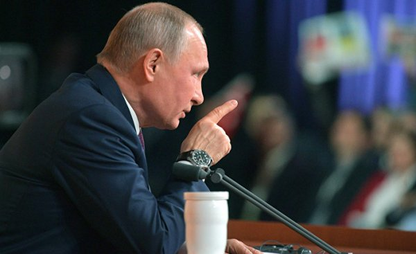 The Nation: Когда Путин гово…