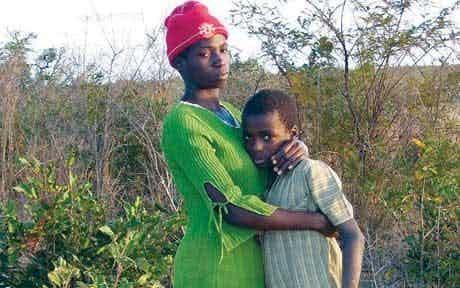 Алекс Мбовени - потерявшийся в заповеднике дети, наедине с природой, опасность, спасение