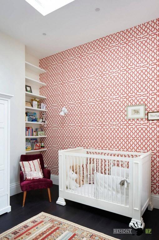 Оформление комнаты для младенца