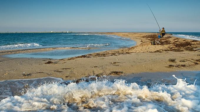 Крым становится полуостровом исчезнувших пляжей