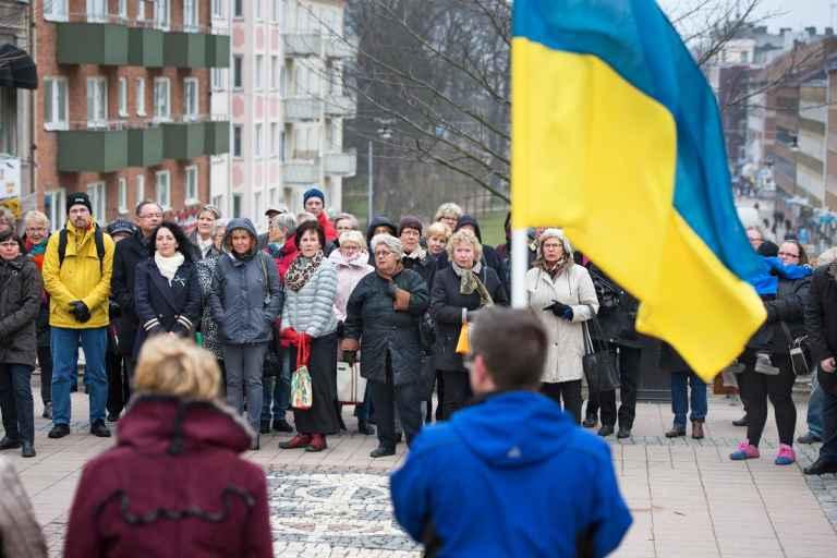 """""""Därför angår Ukraina oss alla"""". Иносми: Крым не был аннексирован, а лишь спасался от фашистского и русофобского террора — шведская газета"""