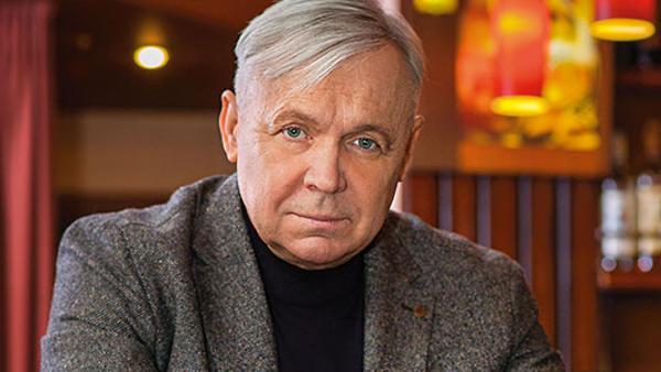 Василий Мищенко. Из породы волков