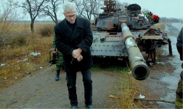 Ночное письмо из Донецка