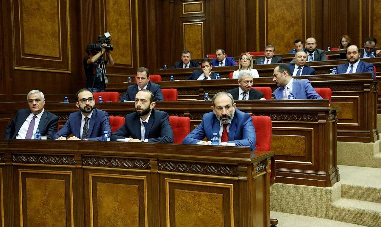 Армения перед парламентскими выборами 9 декабря