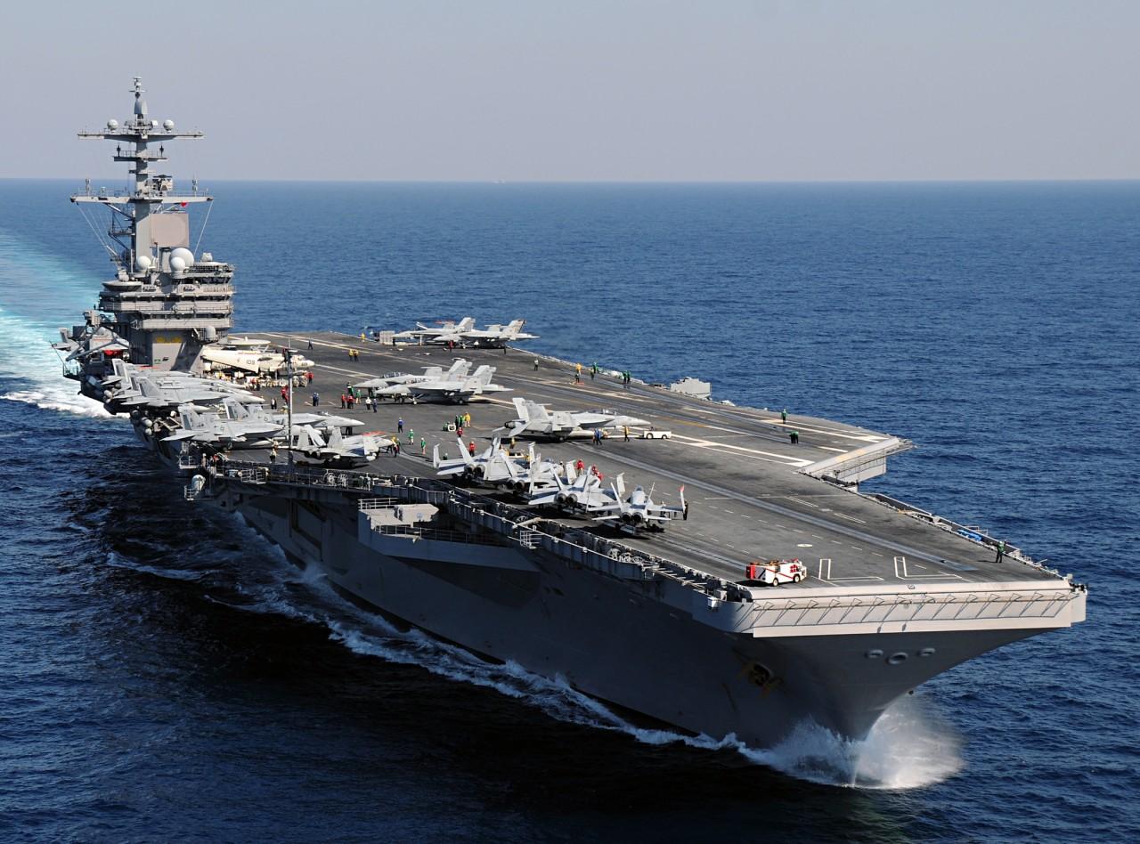 Китай захватил американский подводный дрон
