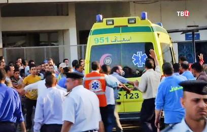 Число жертв теракта в Египте возросло до 305 человек