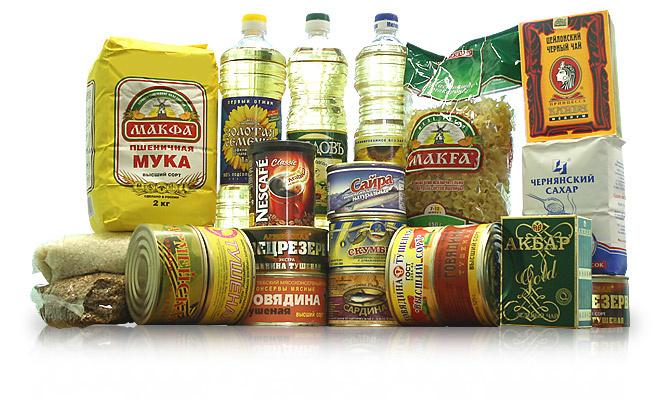 Экспортные достижения пищевой промышленности России в 2017 г.