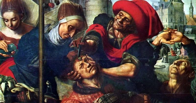 От Гиппократа до Пирогова: военно-полевая хирургия в разные эпохи