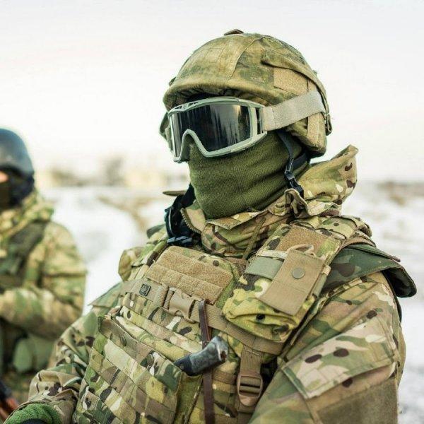Новый российский спецназ для противодействия американским атакам в Сирии