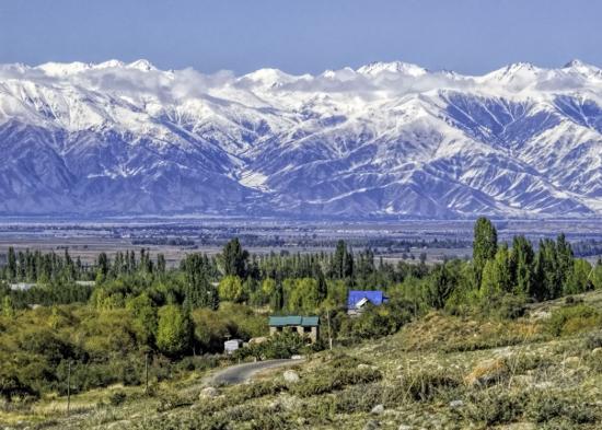Иссык-Куль — красивейшее озеро