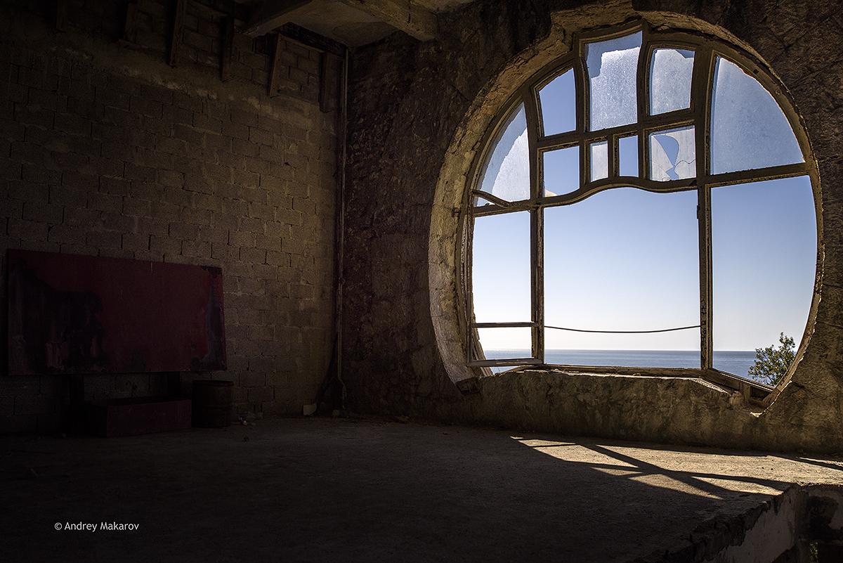 замок принца ольденбургского в гаграх
