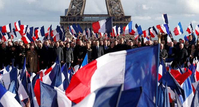 Россию обвинили во вмешательстве в президентские выборы во Франции