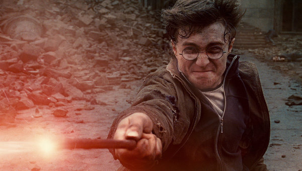 Питерская таможня заподозрила Гарри Поттера в терроризме