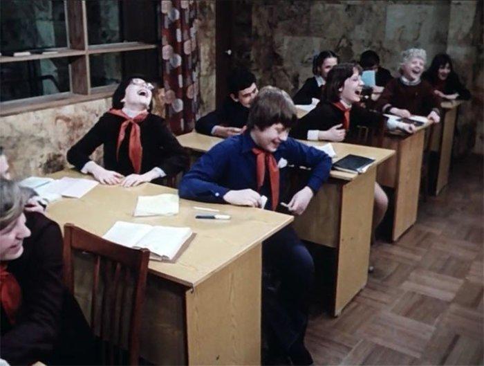 Школа мечты. /Кадры из фильма