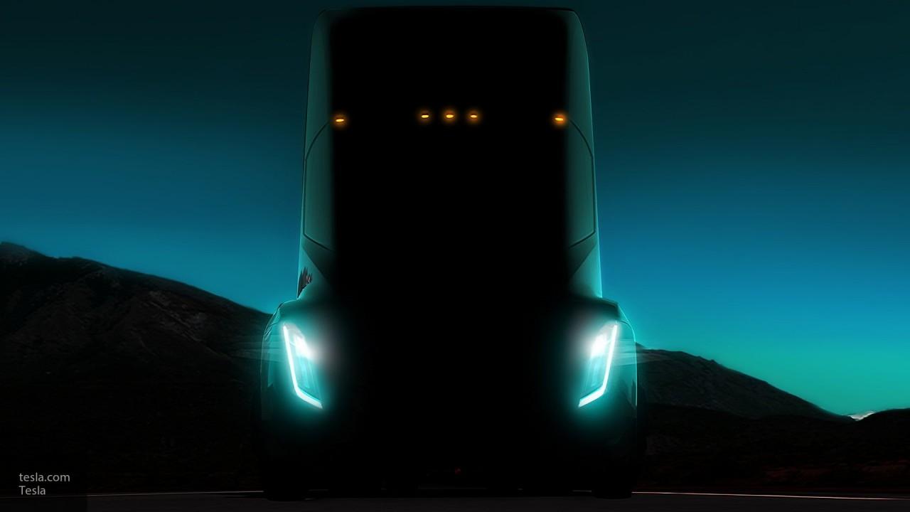 Американская компания PepsiCo сделала рекордный заказ электрофур Tesla