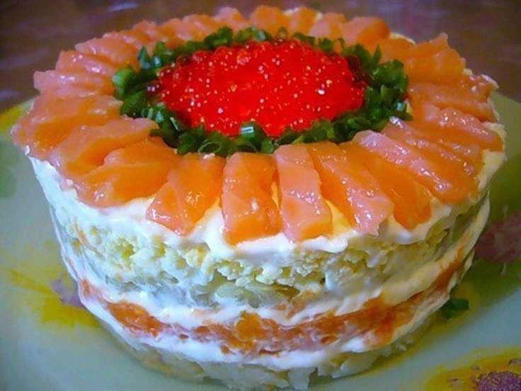 Новогодние салаты: топ-8 рецептов