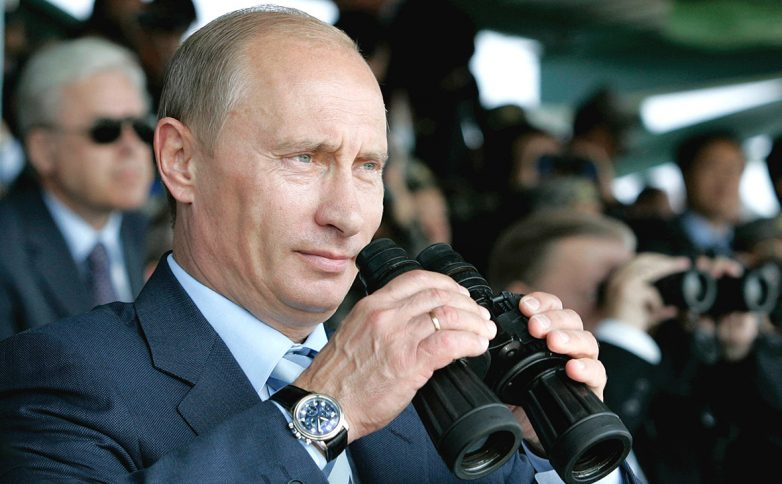 Путин лично запустил 4 балли…