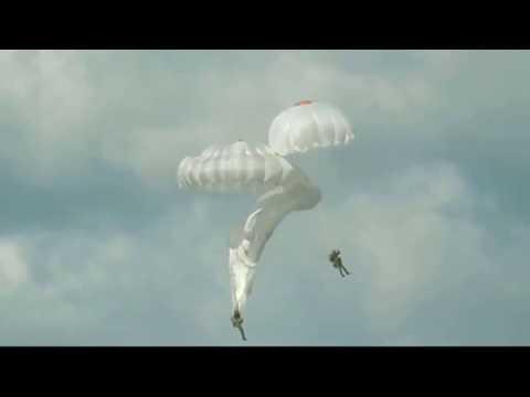 Внештатные ситуации при прыжках с парашютом