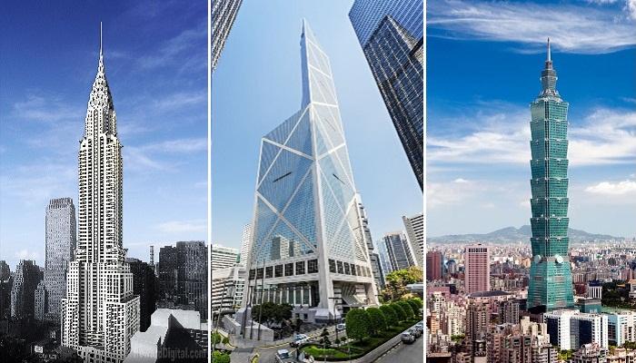 Интересные факты о небоскребах из разных уголков мира