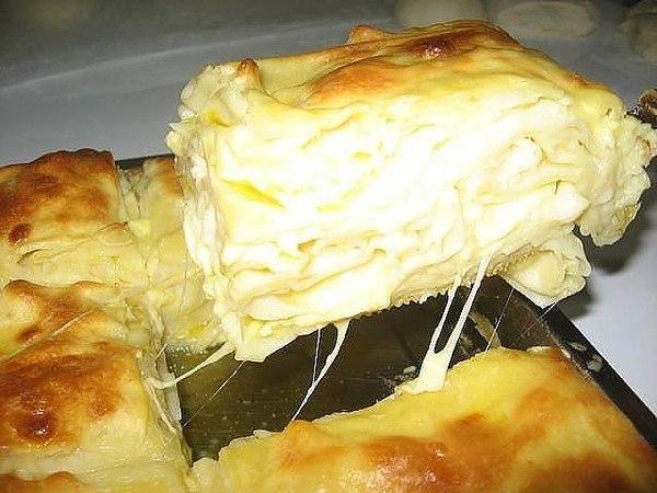 Ачма с сыром рецепт