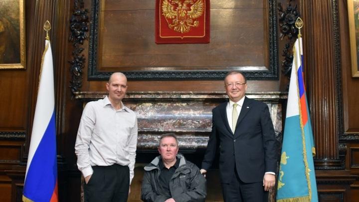 В поисках правды: Отравленный в Эймсбери британец встретился с российским послом