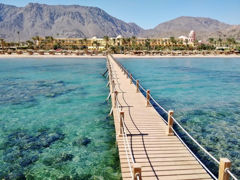Как не сойти с ума на отдыхе в Египте