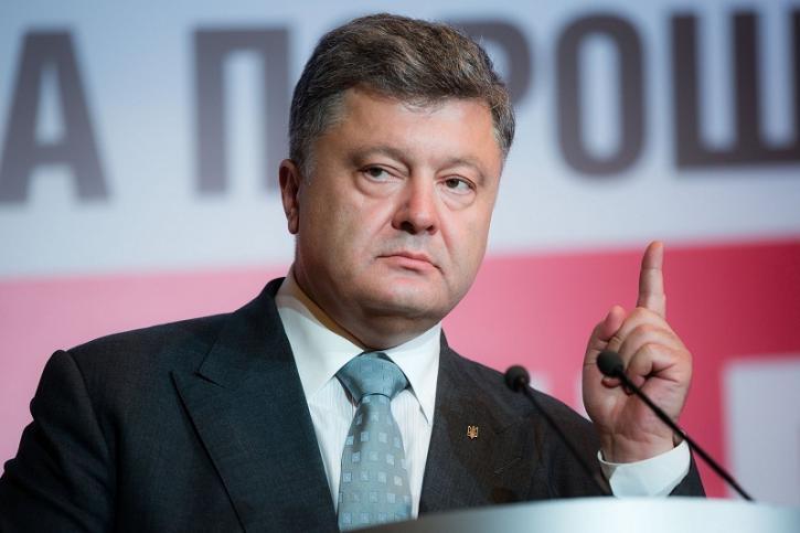 """""""Самое тяжелое у нас позади"""", - Порошенко заявил, что при нем Украина вышла из """"зоны риска"""""""