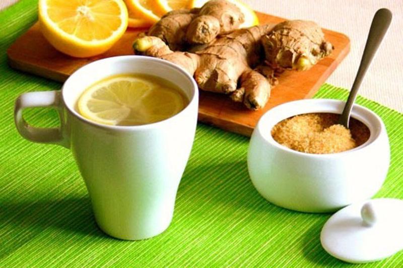 Десятка эффективных целебных напитков от простуды