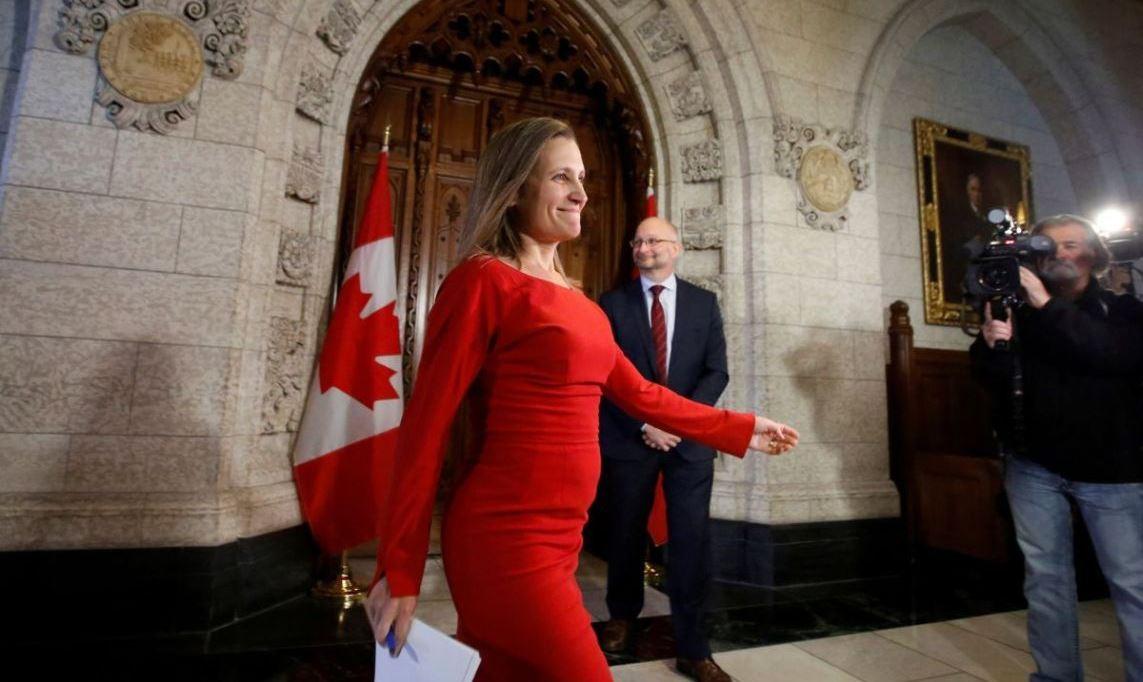Канада и фашизм