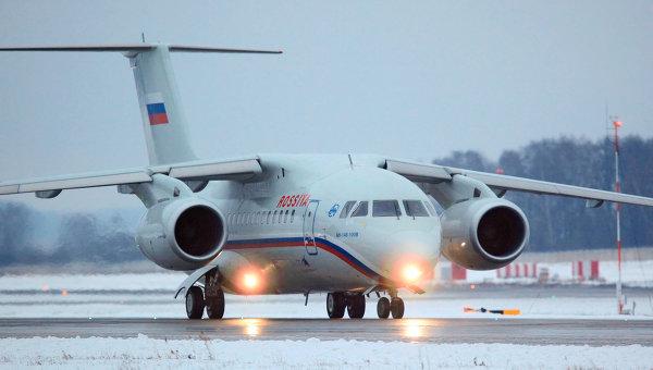 Гибель АН-148 при испытаниях, с иностранными гражданами на борту