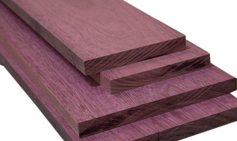 Амарант (Пурпурное сердце) –12000 долларов за досковый фут (0,00236 кубических метра) дерево, факты, фото