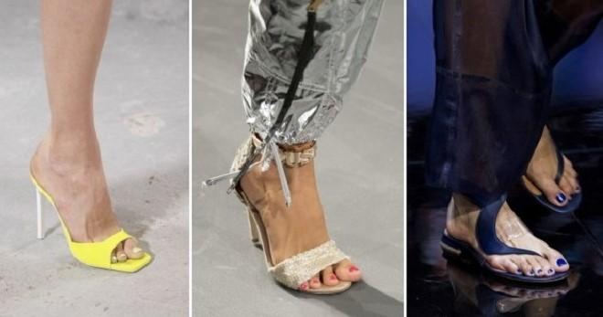 Педикюр 2019 – модные тенденции – новинки, тренды, цвета