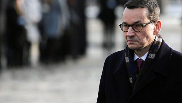 Премьер Польши непоедет вИ…